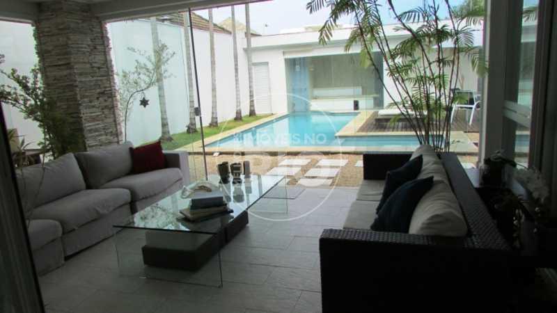 Melhores Imóveis no Rio - Casa 5 quartos no Condomínio Del Lago - CB0560 - 10