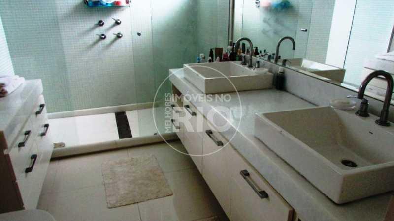 Melhores Imóveis no Rio - Casa 5 quartos no Condomínio Del Lago - CB0560 - 17