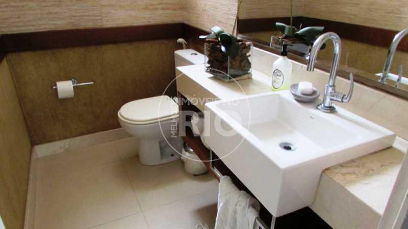Melhores Imóveis no Rio - Casa 5 quartos no Condomínio Del Lago - CB0560 - 20