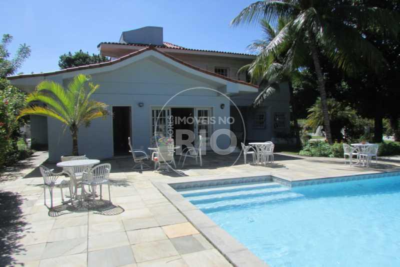 Imobiliária Casas na Barra - Casa 4 quartos no Condomínio Jardim Barra da Tijuca - CB0562 - 1