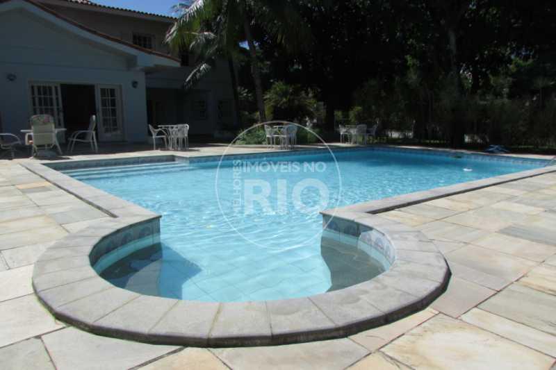 Imobiliária Casas na Barra - Casa 4 quartos no Condomínio Jardim Barra da Tijuca - CB0562 - 4