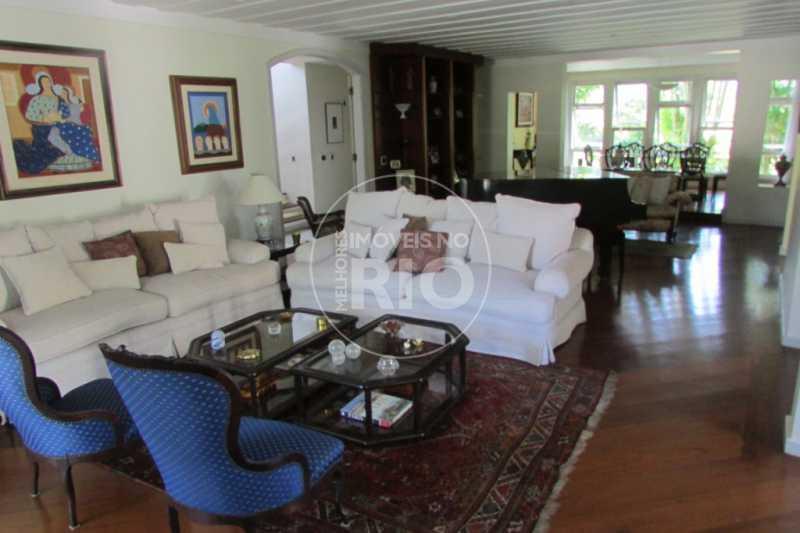 Imobiliária Casas na Barra - Casa 4 quartos no Condomínio Jardim Barra da Tijuca - CB0562 - 7