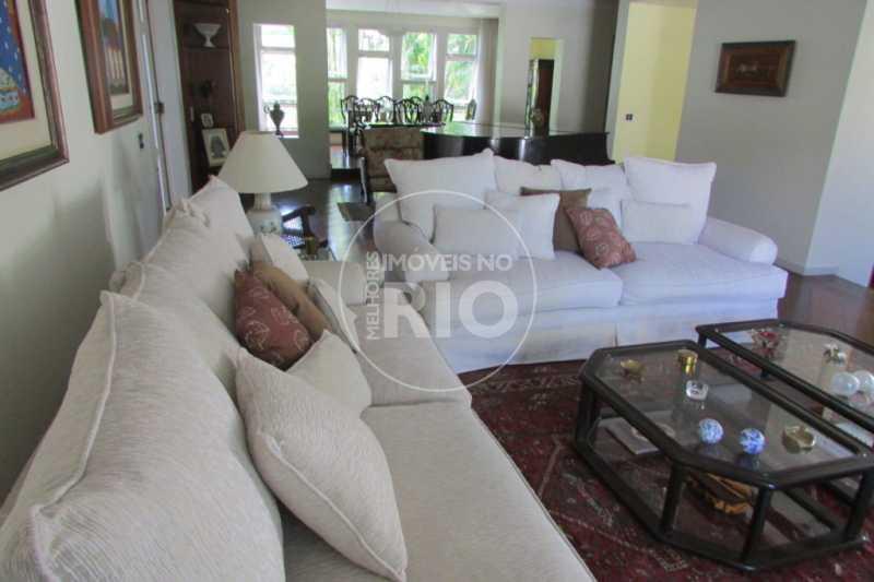 Imobiliária Casas na Barra - Casa 4 quartos no Condomínio Jardim Barra da Tijuca - CB0562 - 8