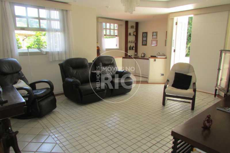 Imobiliária Casas na Barra - Casa 4 quartos no Condomínio Jardim Barra da Tijuca - CB0562 - 13