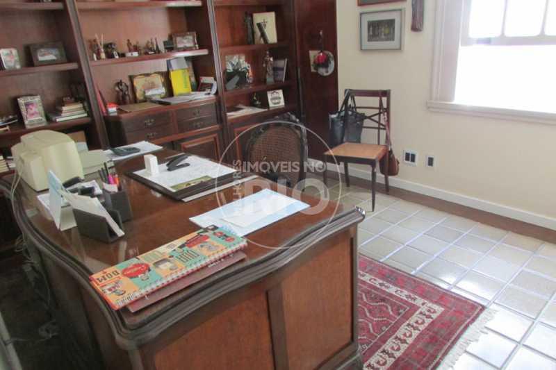 Imobiliária Casas na Barra - Casa 4 quartos no Condomínio Jardim Barra da Tijuca - CB0562 - 14