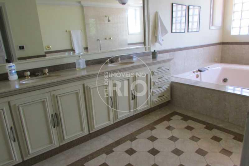 Imobiliária Casas na Barra - Casa 4 quartos no Condomínio Jardim Barra da Tijuca - CB0562 - 17