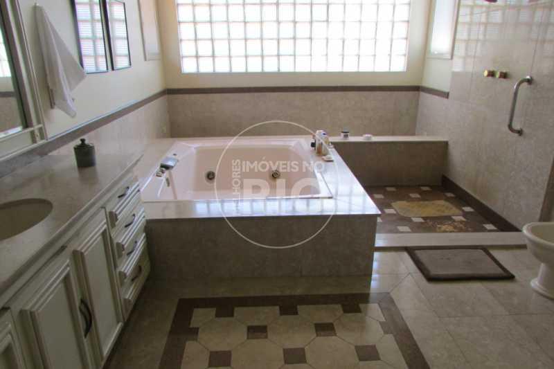 Imobiliária Casas na Barra - Casa 4 quartos no Condomínio Jardim Barra da Tijuca - CB0562 - 18