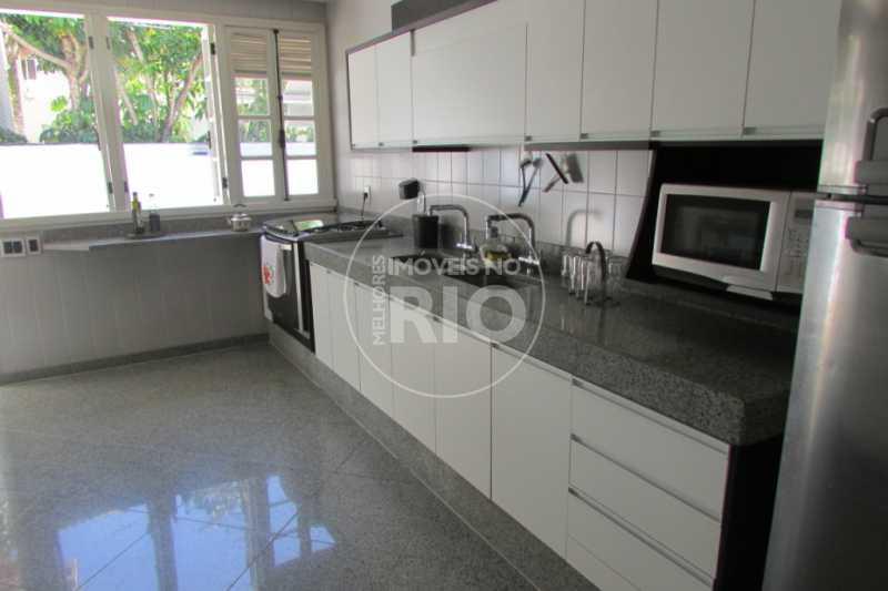 Imobiliária Casas na Barra - Casa 4 quartos no Condomínio Jardim Barra da Tijuca - CB0562 - 22