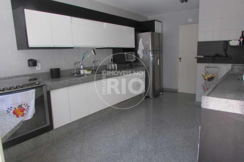 Imobiliária Casas na Barra - Casa 4 quartos no Condomínio Jardim Barra da Tijuca - CB0562 - 23
