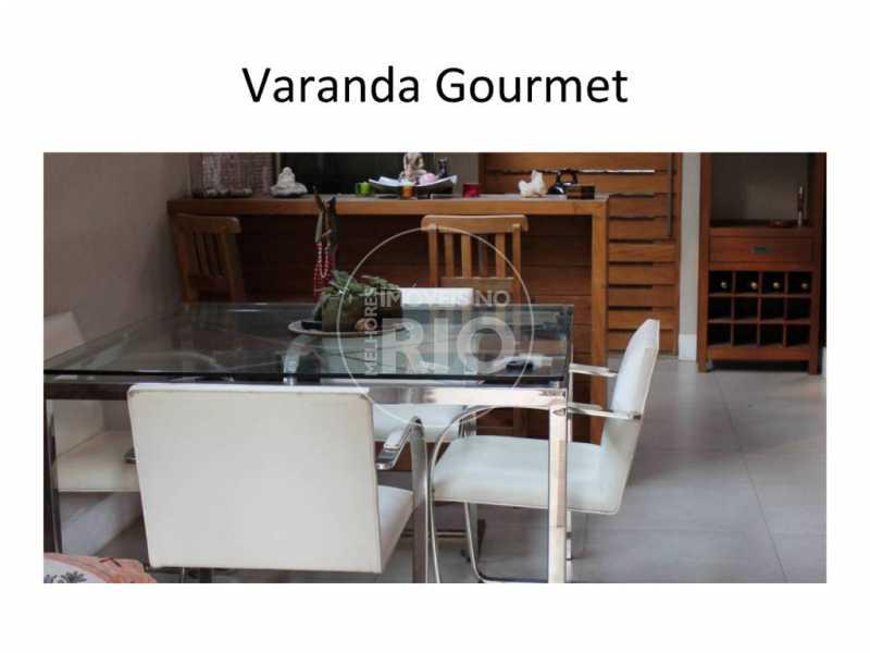 Melhores Imóveis no Rio - Casa 5 quartos no Condomínio Liberty House - CB0564 - 3