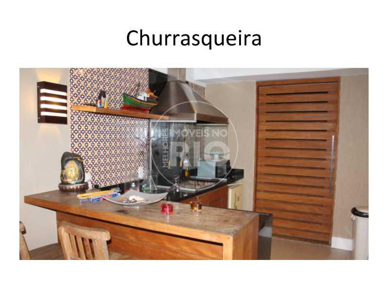 Melhores Imóveis no Rio - Casa 5 quartos no Condomínio Liberty House - CB0564 - 5