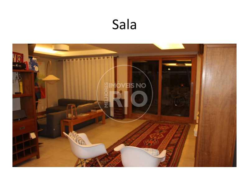Melhores Imóveis no Rio - Casa 5 quartos no Condomínio Liberty House - CB0564 - 6
