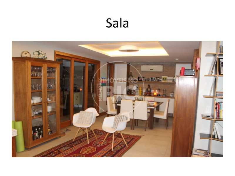 Melhores Imóveis no Rio - Casa 5 quartos no Condomínio Liberty House - CB0564 - 9