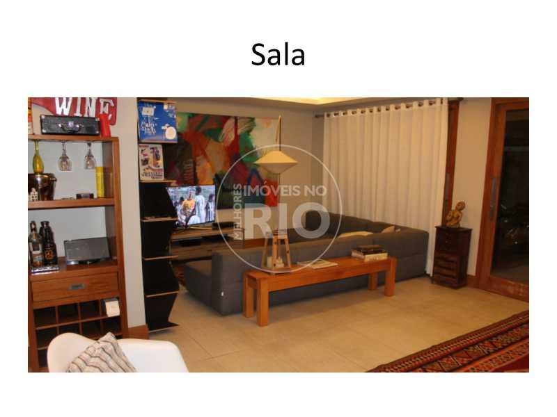 Melhores Imóveis no Rio - Casa 5 quartos no Condomínio Liberty House - CB0564 - 11