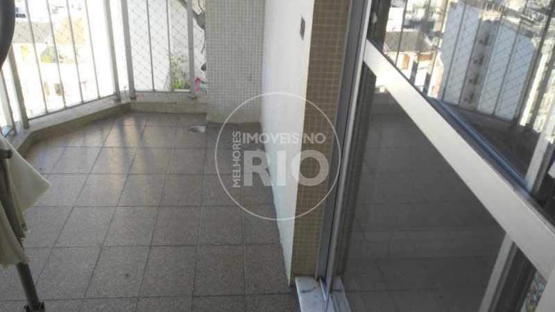 Melhores Imóveis no Rio - Apartamento 3 quartos na Tijuca - MIR1121 - 1