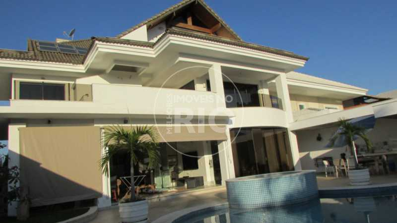 Melhores Imóveis no Rio - Casa 6 quartos no Condomínio Quintas do Rio - CB0574 - 1