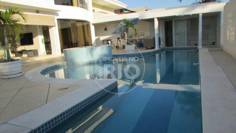 Melhores Imóveis no Rio - Casa 6 quartos no Condomínio Quintas do Rio - CB0574 - 3