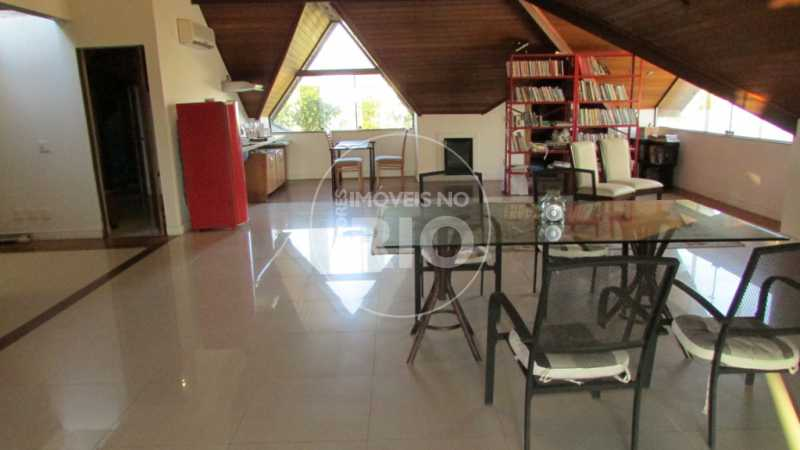 Melhores Imóveis no Rio - Casa 6 quartos no Condomínio Quintas do Rio - CB0574 - 14