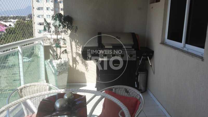 Melhores Imóveis no Rio - Apartamento 3 quartos na Barra da Tijuca - MIR1127 - 1