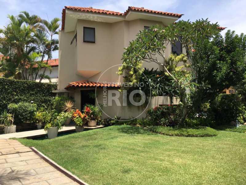 Melhores Imóveis no Rio - Casa em Condomínio Prudência do Amaral , Barra da Tijuca, Rio de Janeiro, RJ À Venda, 4 Quartos, 572m² - CB0590 - 1