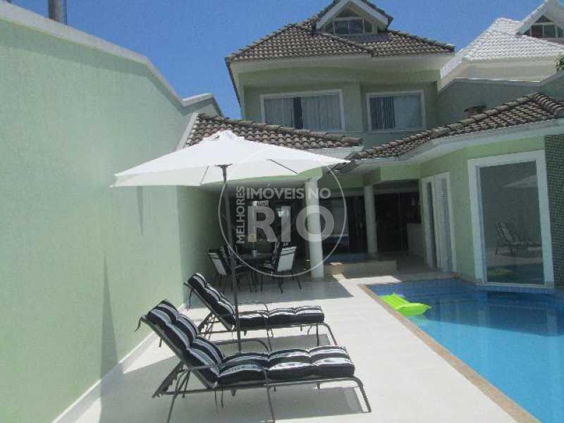 Melhores Imóveis no Rio - Casa 5 quartos no condomínio Rio Mar - CB0034 - 1
