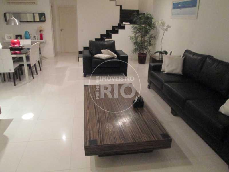 Melhores Imóveis no Rio - Casa 5 quartos no condomínio Rio Mar - CB0034 - 9