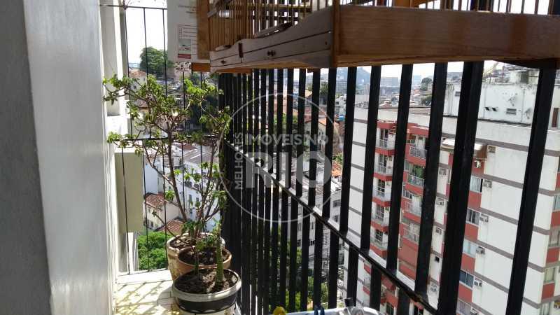 Melhores Imóveis no Rio - Apartamento 2 quartos no Rio Comprido - MIR1166 - 5