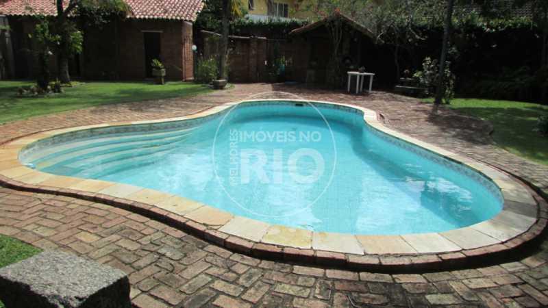 Melhores Imóveis no Rio - Casa 4 quartos no Condomínio Mansões - CB0600 - 3