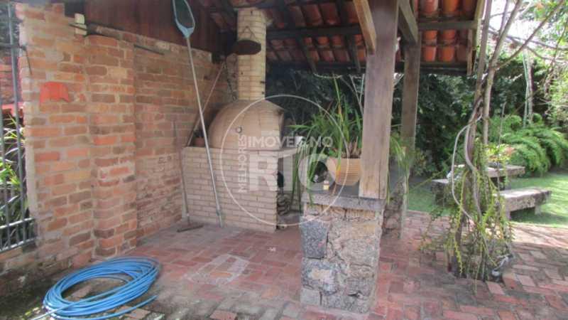 Melhores Imóveis no Rio - Casa 4 quartos no Condomínio Mansões - CB0600 - 5