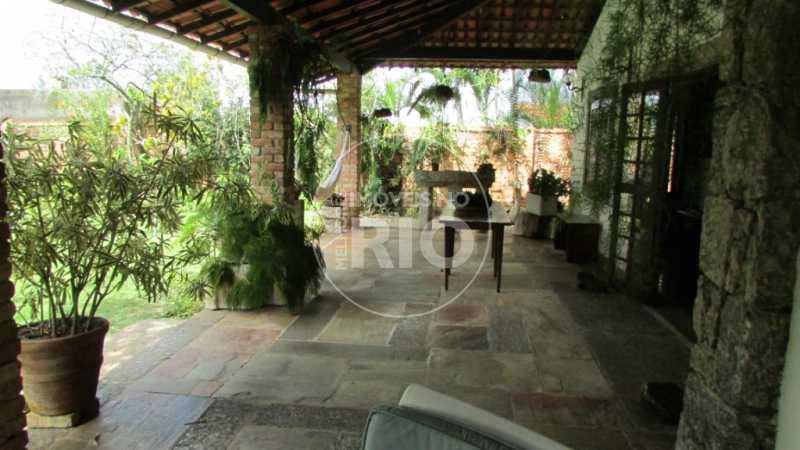 Melhores Imóveis no Rio - Casa 4 quartos no Condomínio Mansões - CB0600 - 6