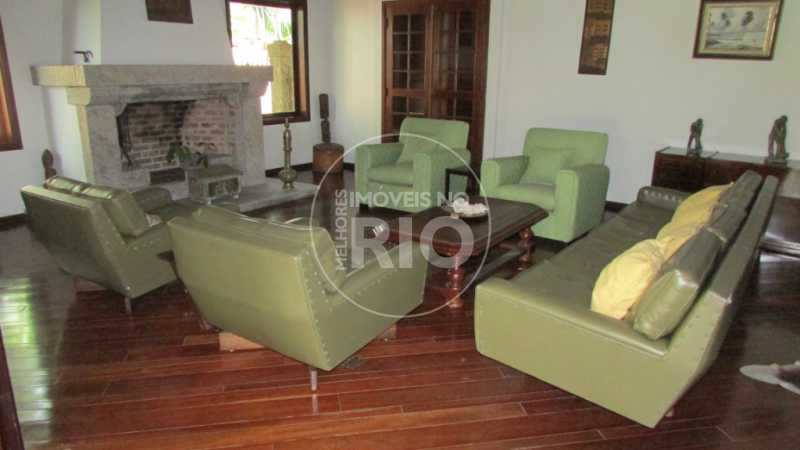 Melhores Imóveis no Rio - Casa 4 quartos no Condomínio Mansões - CB0600 - 10