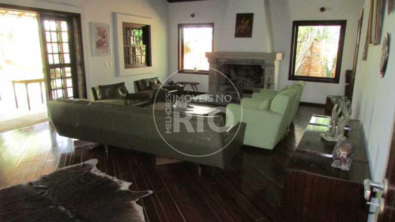 Melhores Imóveis no Rio - Casa 4 quartos no Condomínio Mansões - CB0600 - 11