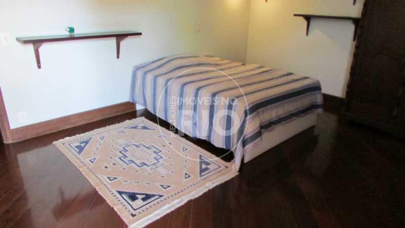 Melhores Imóveis no Rio - Casa 4 quartos no Condomínio Mansões - CB0600 - 15