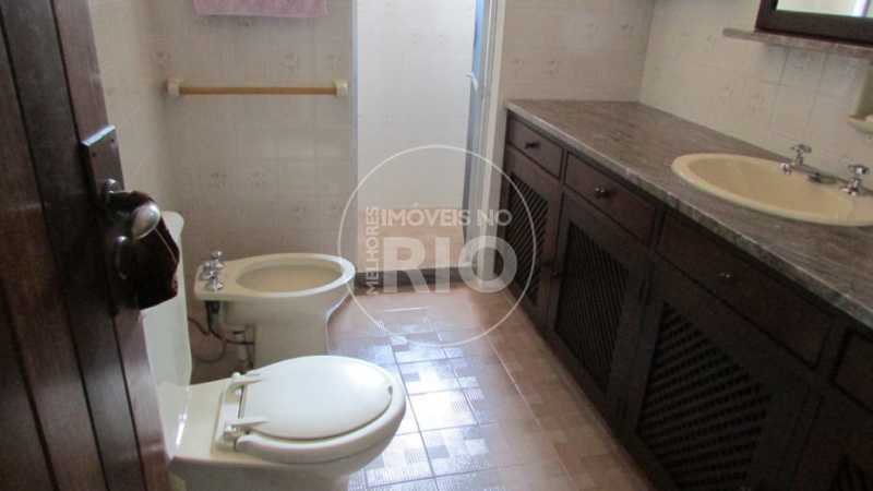 Melhores Imóveis no Rio - Casa 4 quartos no Condomínio Mansões - CB0600 - 18