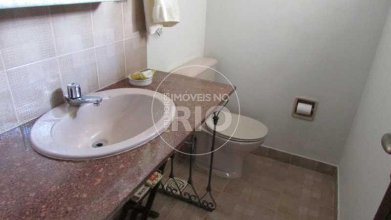 Melhores Imóveis no Rio - Casa 4 quartos no Condomínio Mansões - CB0600 - 19