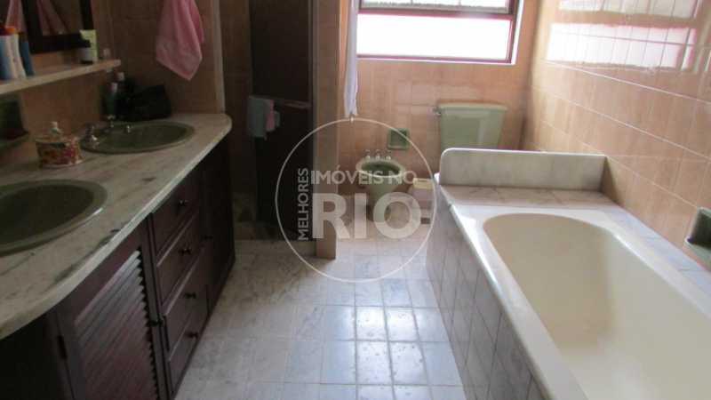Melhores Imóveis no Rio - Casa 4 quartos no Condomínio Mansões - CB0600 - 20