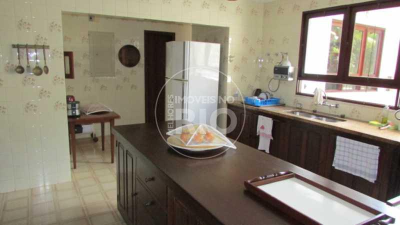 Melhores Imóveis no Rio - Casa 4 quartos no Condomínio Mansões - CB0600 - 21
