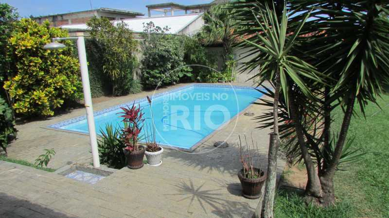 Melhores Imóveis no Rio - Casa 4 quartos no Condomínio Mansões - CB0601 - 3