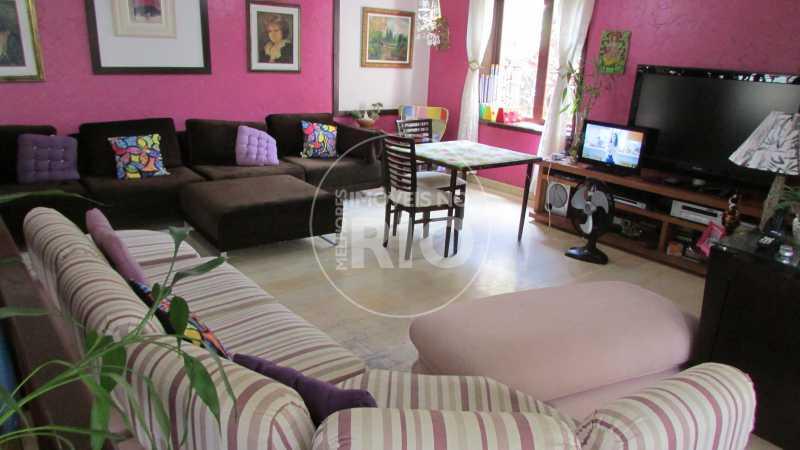 Melhores Imóveis no Rio - Casa 4 quartos no Condomínio Mansões - CB0601 - 6