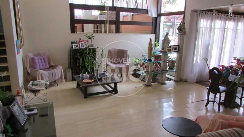 Melhores Imóveis no Rio - Casa 4 quartos no Condomínio Mansões - CB0601 - 8