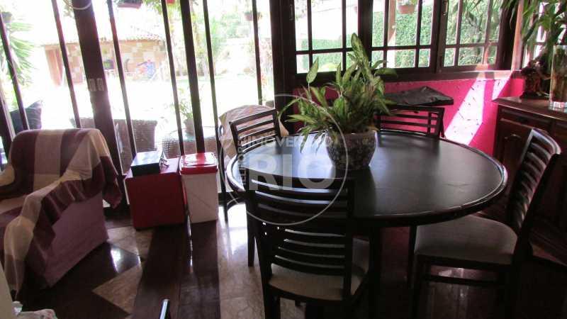 Melhores Imóveis no Rio - Casa 4 quartos no Condomínio Mansões - CB0601 - 14