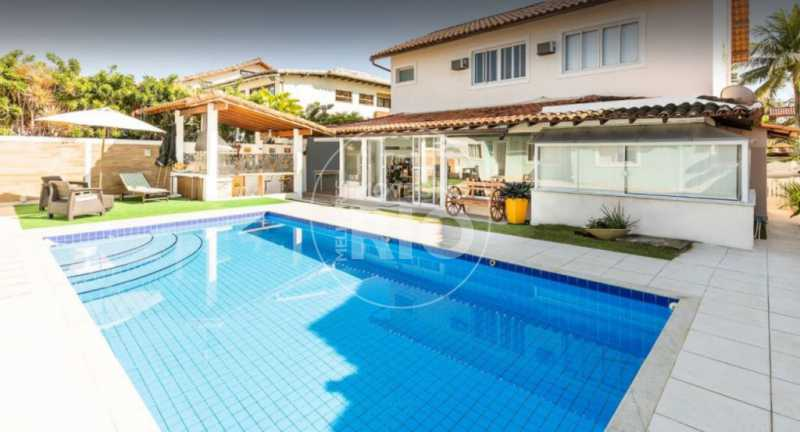 Melhores Imóveis no Rio - Casa 3 quartos no Condomínio Vivendas do Bosque - CB0612 - 1