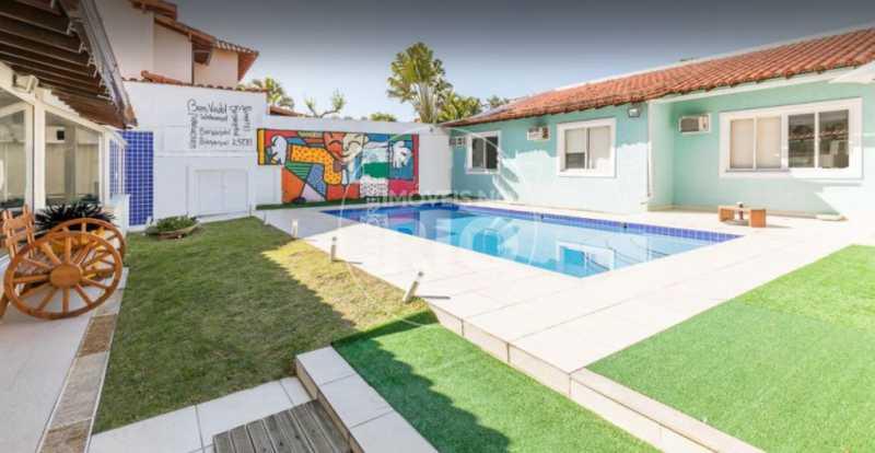 Melhores Imóveis no Rio - Casa 3 quartos no Condomínio Vivendas do Bosque - CB0612 - 3