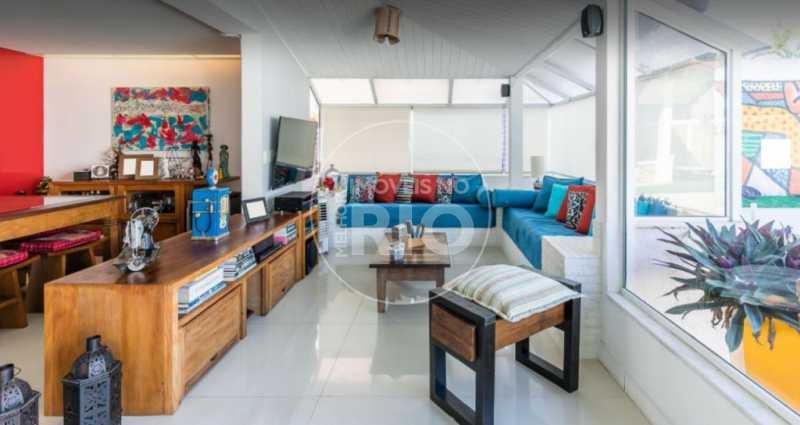 Melhores Imóveis no Rio - Casa 3 quartos no Condomínio Vivendas do Bosque - CB0612 - 6