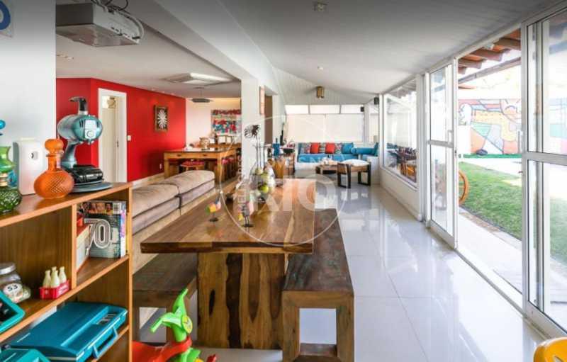 Melhores Imóveis no Rio - Casa 3 quartos no Condomínio Vivendas do Bosque - CB0612 - 7