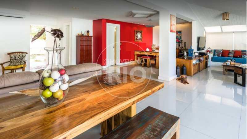 Melhores Imóveis no Rio - Casa 3 quartos no Condomínio Vivendas do Bosque - CB0612 - 8