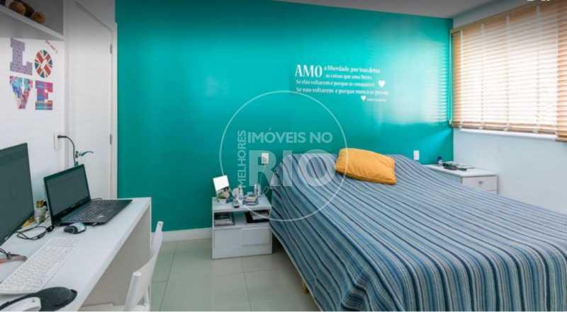 Melhores Imóveis no Rio - Casa 3 quartos no Condomínio Vivendas do Bosque - CB0612 - 11