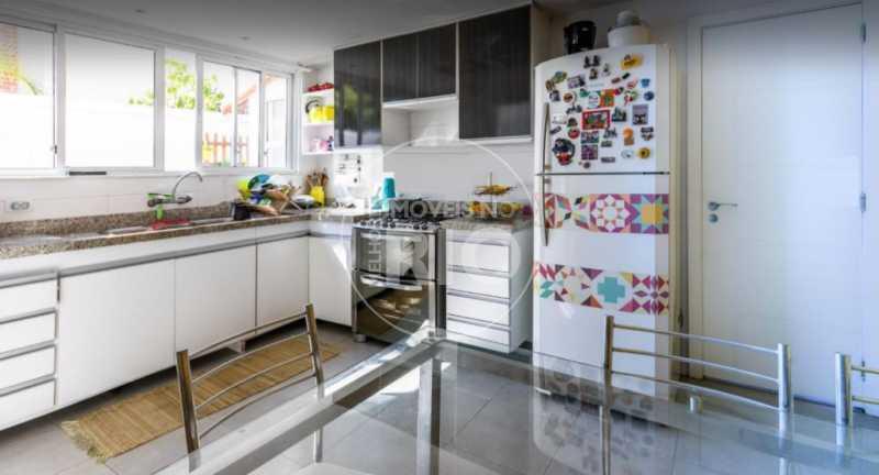 Melhores Imóveis no Rio - Casa 3 quartos no Condomínio Vivendas do Bosque - CB0612 - 14