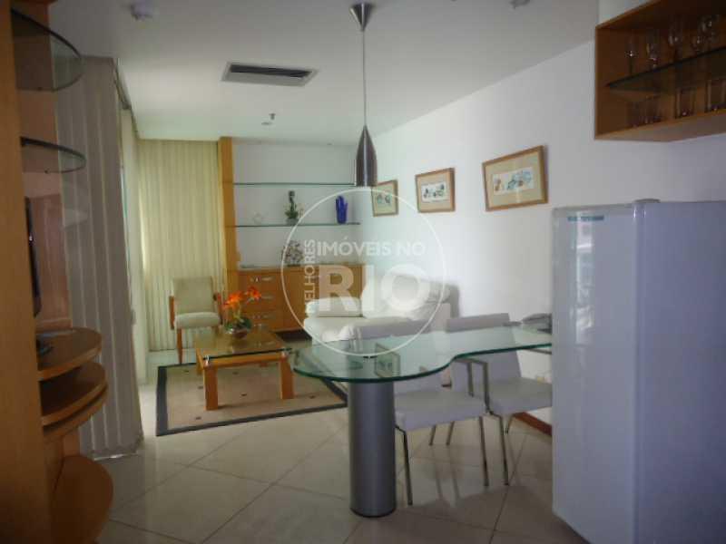 Melhores Imóveis no Rio - Apartamento 1 quarto na Barra da Tijuca - MIR1233 - 1
