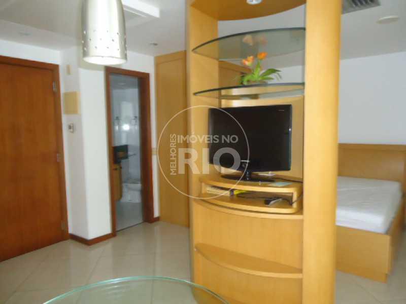 Melhores Imóveis no Rio - Apartamento 1 quarto na Barra da Tijuca - MIR1233 - 4
